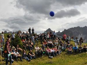 Raus aus den Tagungsräumen – rein in die Natur