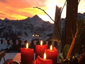 Buchen Sie jetzt Ihre unvergessliche Weihnachtsfeier mitten in den Bergen!